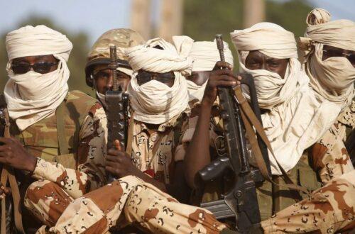 Article : Si j'etais un militaire tchadien