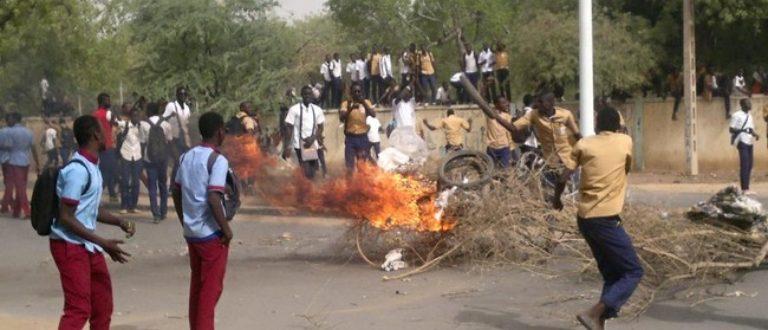 Article : Tchad : Bourse et manifestations