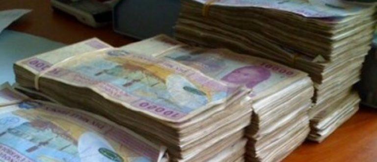 Article : Tchad : l'argent de l'État