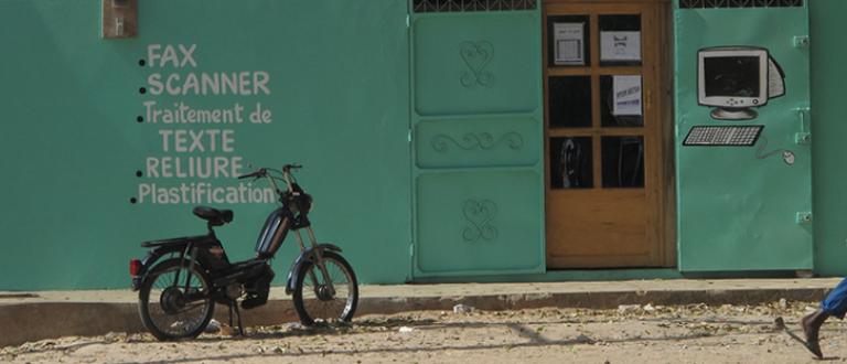 Article : Tchad : à N'Djaména, les cybercafés se réinventent