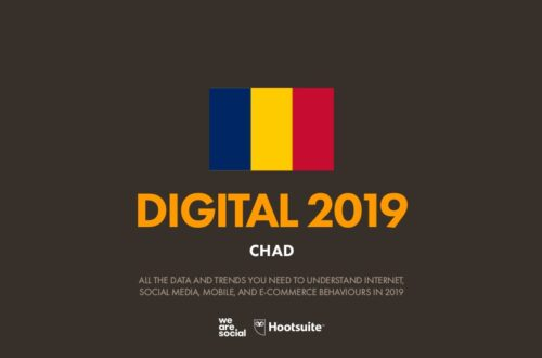 Article : L'état du digital au Tchad en 2019