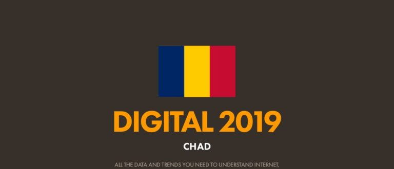 Article : L'état du digital au Tchad en 2019