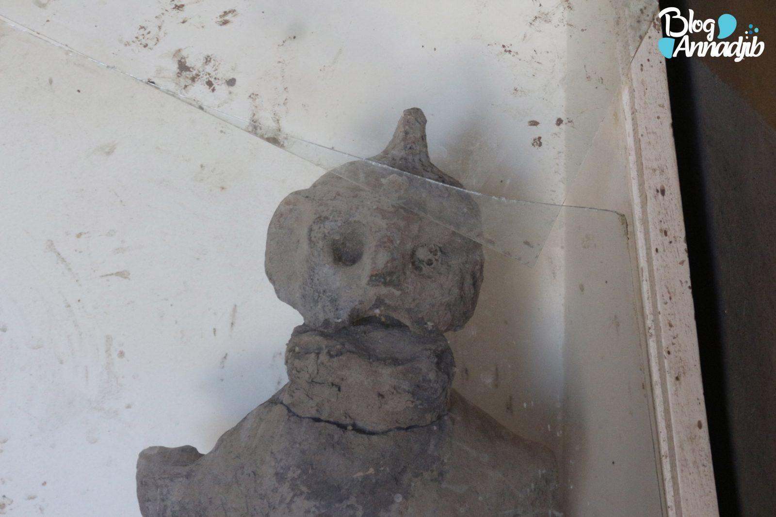 figurine Sao au musée de Gaoui.