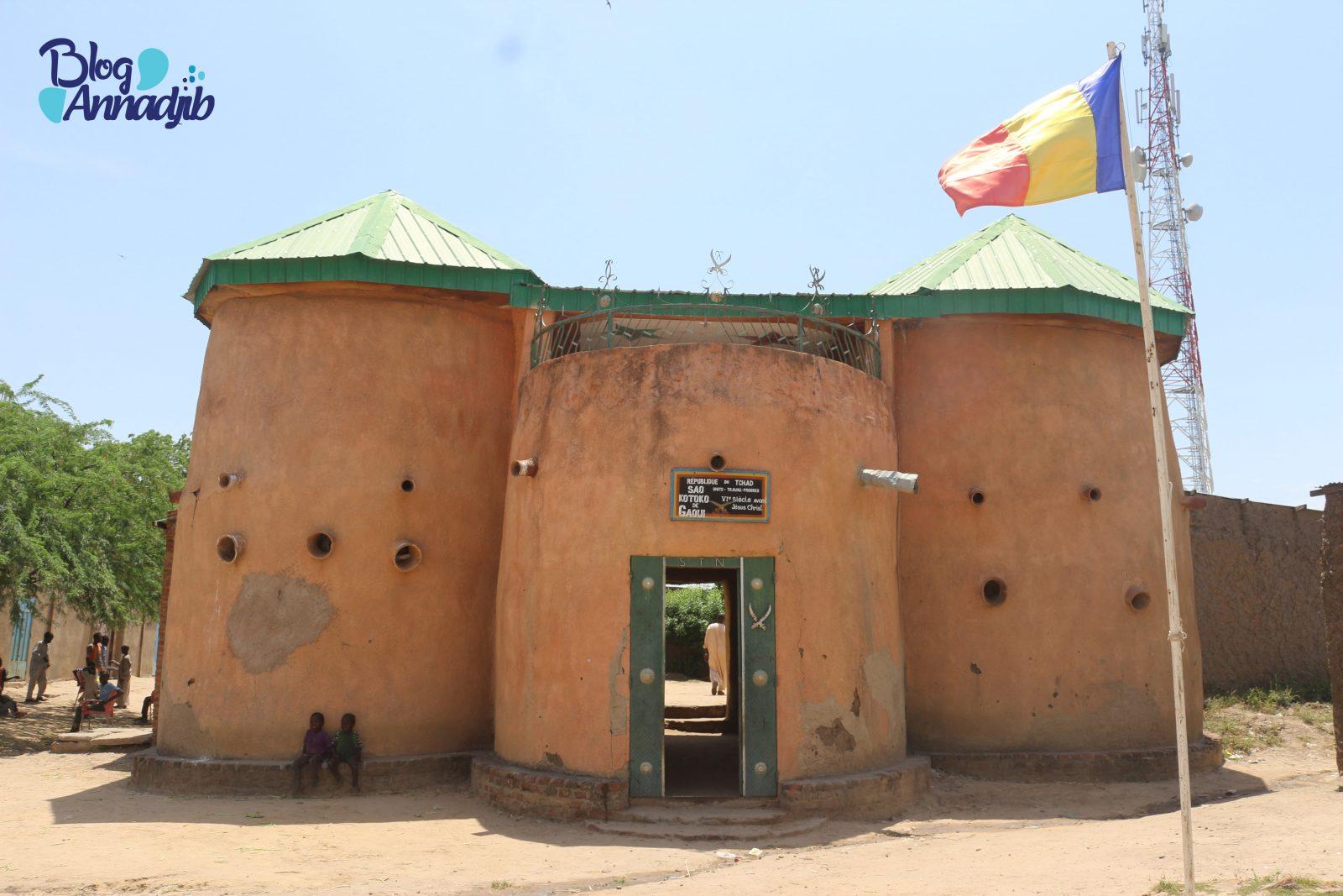 Palais sultan de Gaoui
