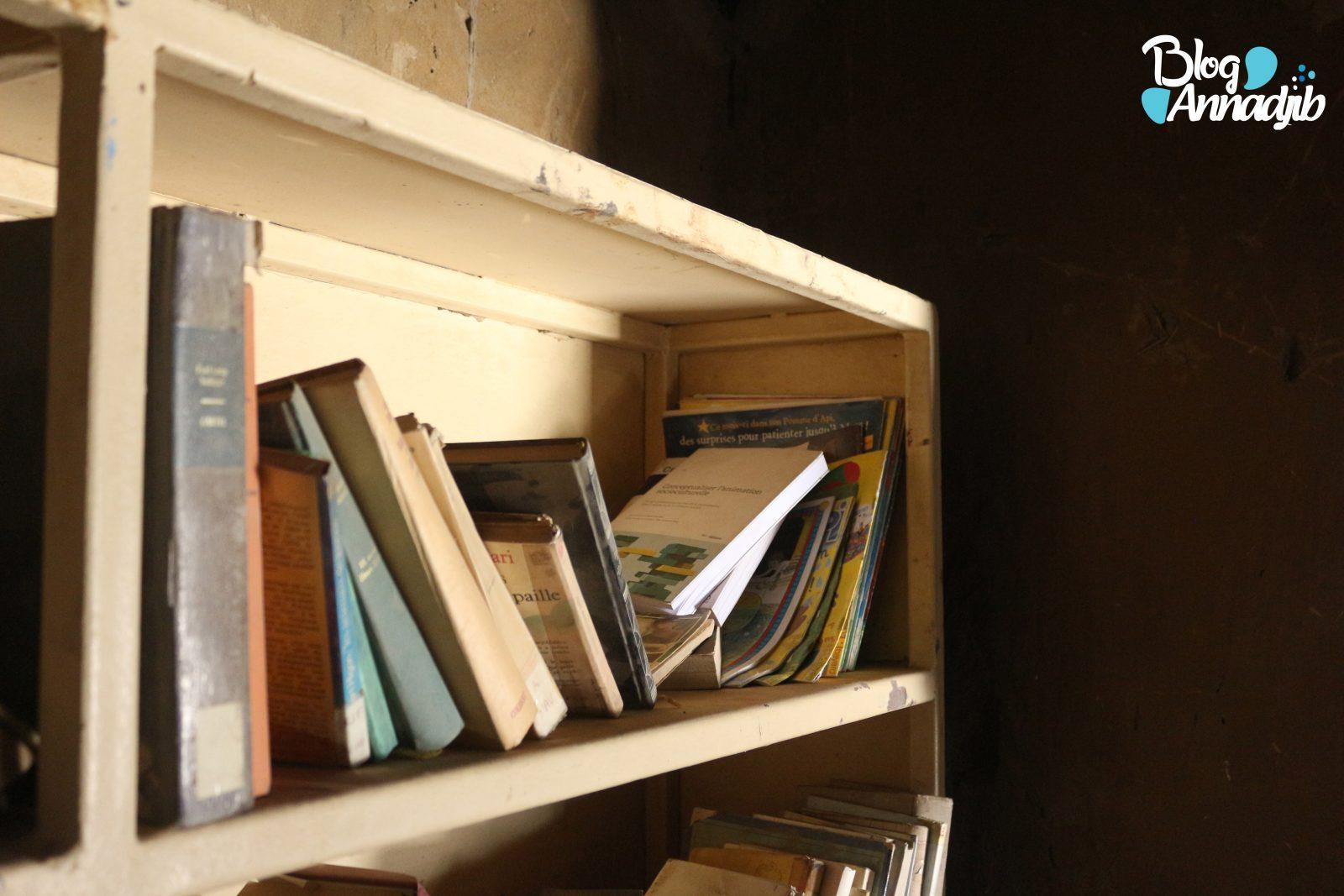 Gaoui Bibliothèque