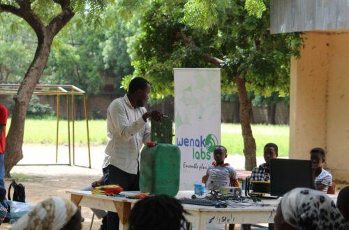 Article : Au Tchad, un mois pour parler de citoyenneté numérique