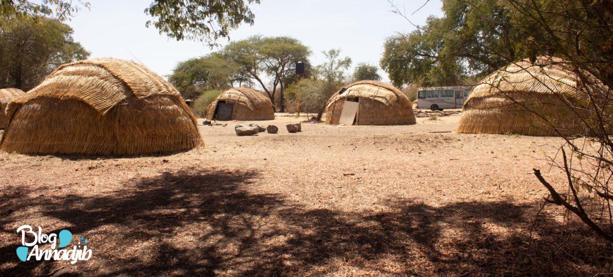 Camp Dari, au parc national de Zakouma.